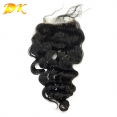 Lace Closure Lace Frontal 4x4 5x5 6x6 7x7 13x4 13x6 Big Curly Luxury Raw hair