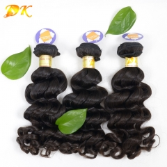 Loose Curly 1/2/3/4 bundles deal Luxury Raw hair