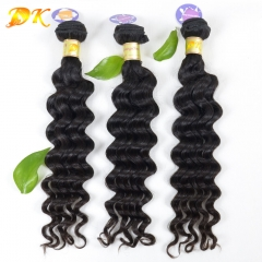 Big Curly 1/2/3/4 bundles deal Luxury Raw hair