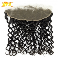 13x4 13x6 Lace Frontal Deep Curly Deluxe virgin hair