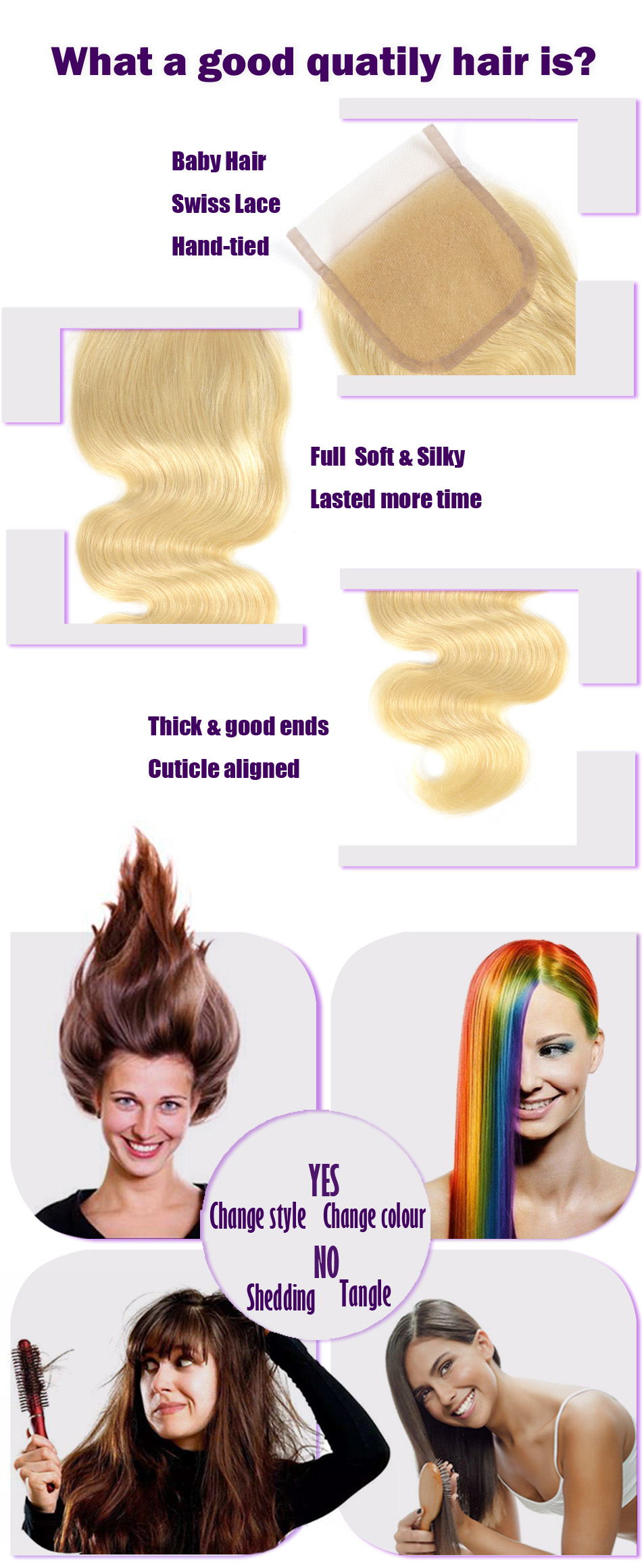 Baby Hair Colour Change Labzada Blouse
