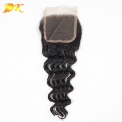 Plus Virgin Hair Big Curly Brown & HD Lace Closure Frontal 4x4 5x5 6x6 7x7 13x4 13x6