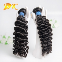 Deep Curly 1/2/3/4 Bundles deal Deluxe Virgin Hair